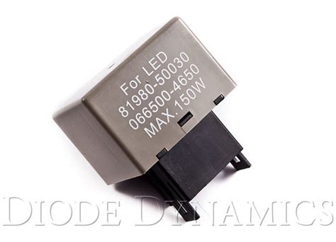 diode led flasher 04 08 subaru forester xt diode dynamics led flasher module sport compact auto import