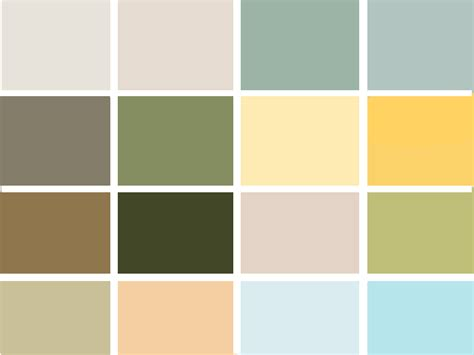 house hugger extracting an interior design color palette in gimp