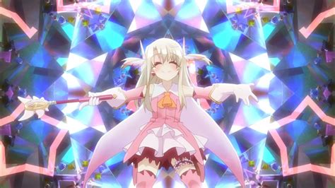 fate kaleid fate kaleid liner prisma illya review anime rice