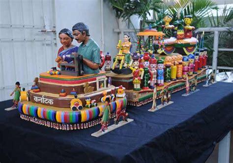 themes udupi udupi today karnataka leads tableaux with channapatna