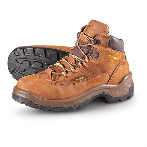 s carhartt 174 3763 boots brown 188320 work boots