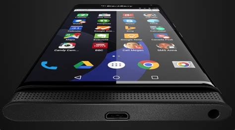 upcoming android leaked image of blackberry s upcoming android phone iclarified