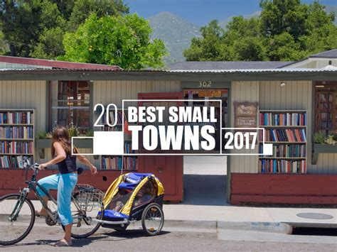 best small towns to live in the south the 20 best small towns to visit in 2017 travel