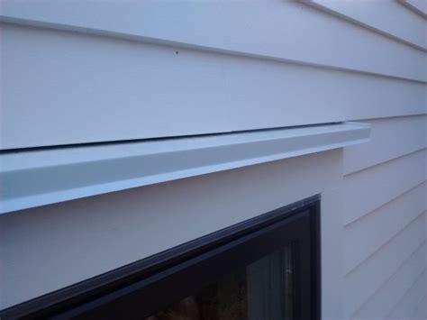 installing steel roofing fine homebuilding door drip edge window head trim and drip cap fine