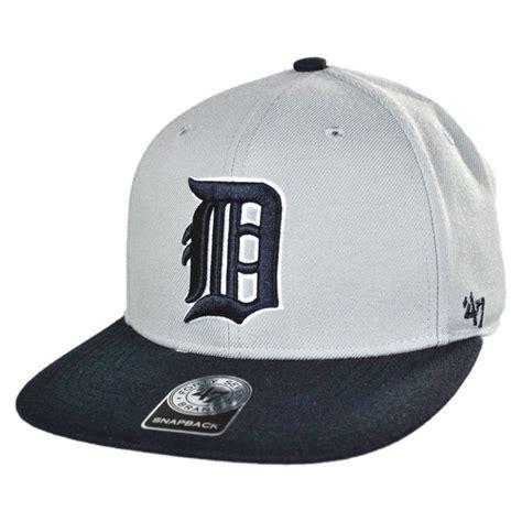 47 brand detroit tigers mlb sure snapback baseball