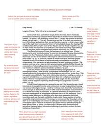 Criticism Essay Exle by J 176 Media Fluency For The Digital Age January 2012
