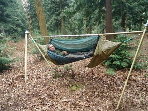 Backpacking Hammock Stand diy hammock stand can save your budget