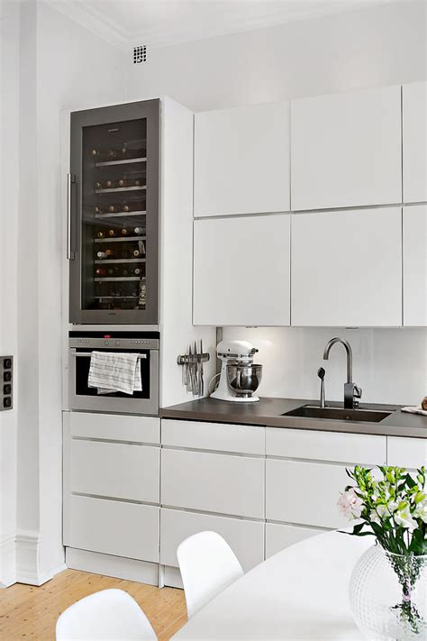 modern kitchen storage ideas 5 wine storage ideas for the kitchen contemporist