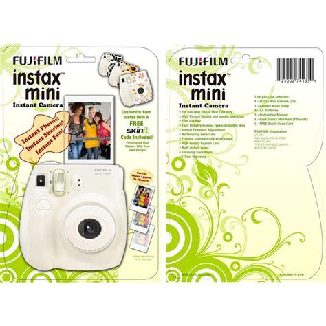 Fujifilm Instax Mini Paper Special Pack 1 Pack fuji instax mini 7s skin it promo blister pack with 1 pack 4 aa batt fujifilm instax at