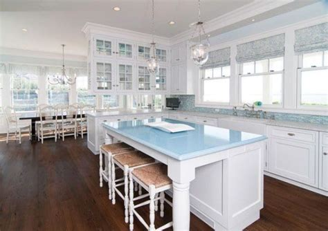 Beach Kitchen Design | 32 amazing beach inspired kitchen designs digsdigs