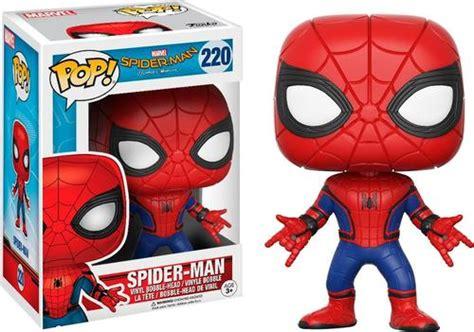 funko pop marvel spider homecoming spider multi