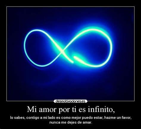 imagenes lindas de amor infinito mi amor por ti es infinito