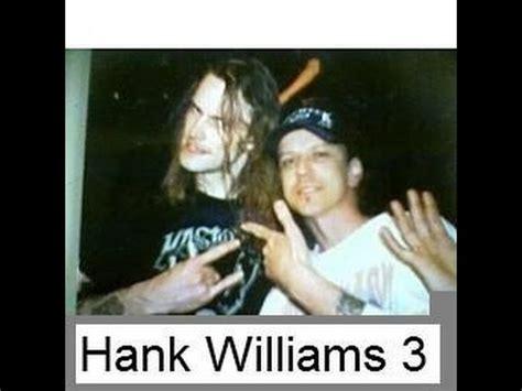 hank williams iii i m a lyrics hank williams iii trashville lyrics