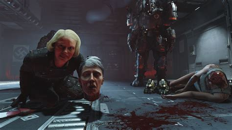 The New Colossus insomnia reviews in depth wolfenstein ii the new