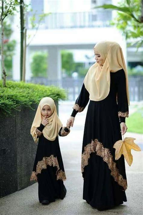 Baju Muslim Anak Dan Ibu 12 model baju gamis brokat terbaru 2016 untuk pesta