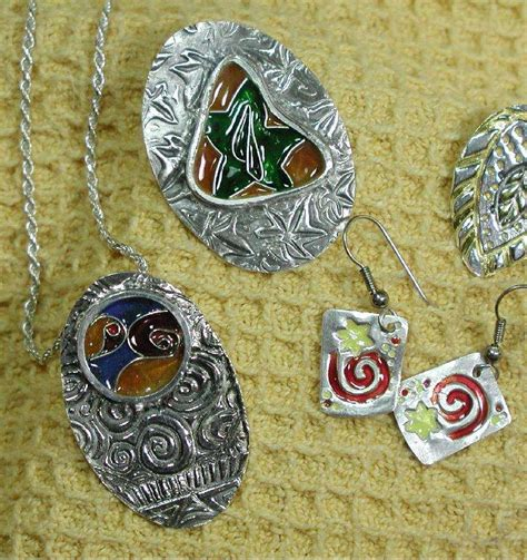 jewelry classes nc tryon arts crafts