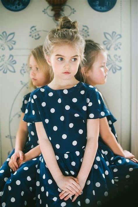 Li Dress Polka Navy Kid discover and save creative ideas