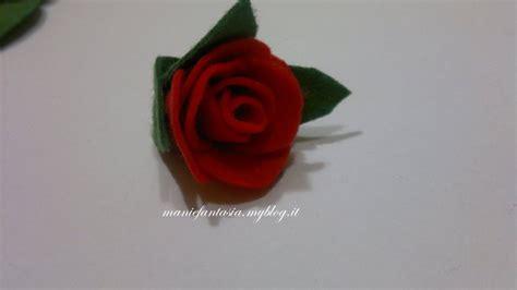 fiori di pannolenci come farli tutorial di pannolenci metodo 4 manifantasia