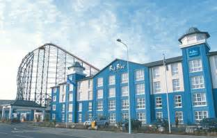 hotel blue big blue hotel 4 family hotel blackpool offering