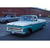 "62 Ford F 100 Custom Cab Pick Up  MSRA ""BACK TO THE 50′s"