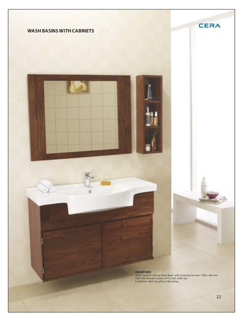 Half Bathroom Designs cera sanitaryware