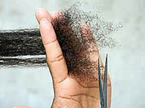 Reasons not to trim your hair black girl with long hair