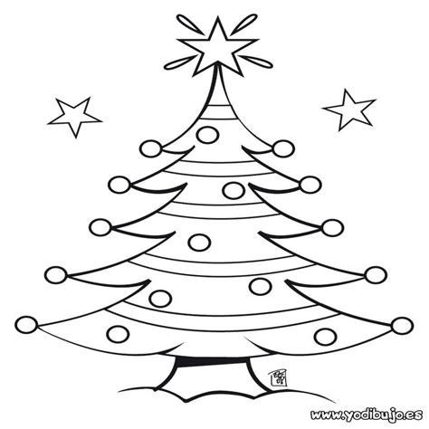 arbol navidad para pintar imagen haz click en rbol de