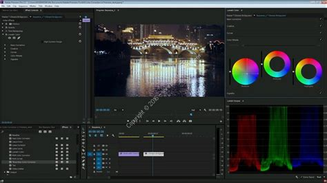 how to color correct in premiere tutsplus how to color correct with adobe premiere