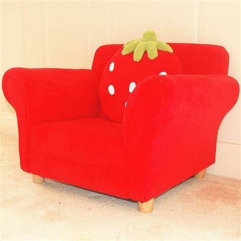 Sofa Strawberry coral fleece strawberry sofa armchair in buy
