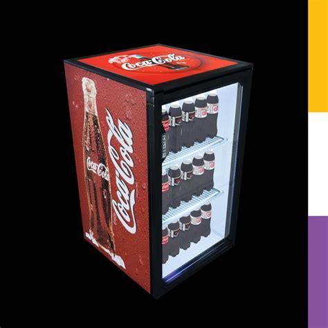 Max 2 In 1 Drinks Cooler drinks fridge coca cola sct 3d model