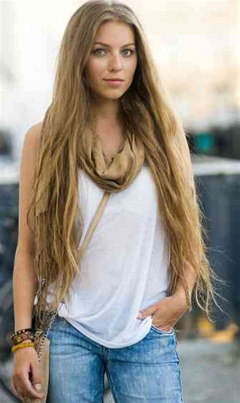 extra long haircuts 20 hairstyles that make you look younger hairstyle for women