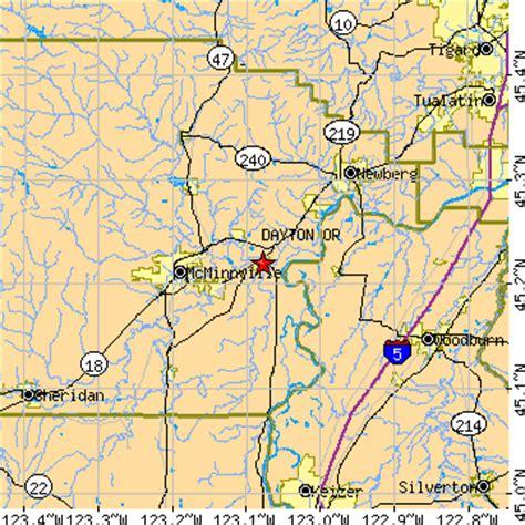 map of oregon district dayton ohio dayton oregon or population data races housing
