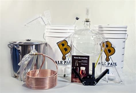 brewing equipment kit home brew kit