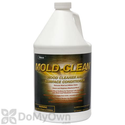 mold clean  nisus  shipping