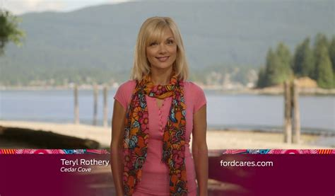 Cedar Cove Sweepstakes - cedar cove teryl rothery warriors in pink video hallmark channel