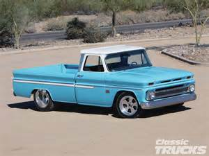1966 chevy c10 one cool longbed rod network