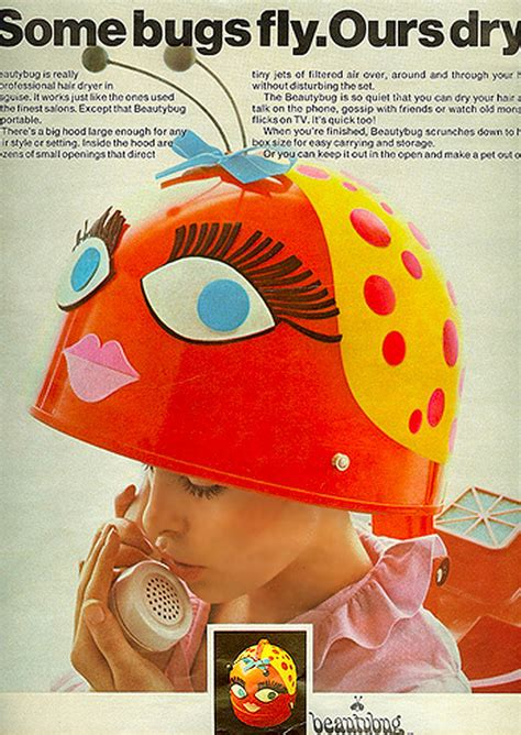 Hair Dryer Zeta vintage ads archives the wow report
