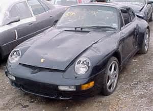 Salvage Porsche For Sale Finding Damaged And Wrecked Porsches For Sale July 2010