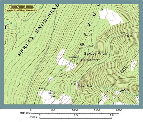 what is a topographic map what is a topographic map
