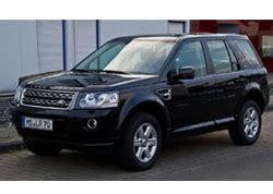 Land Rover Car Models List