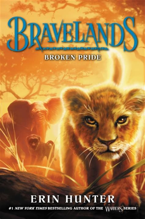 bravelands 1 broken pride children s book council