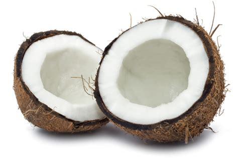how to open a coconut at home