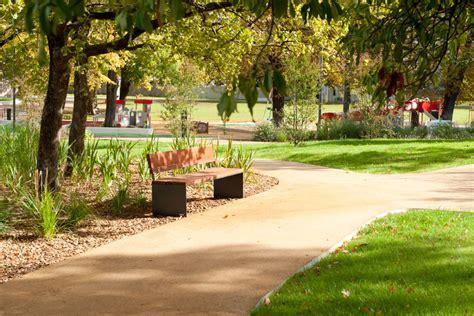 Banc Parc by Am 233 Nagement Du Parc Haussmann Cyria Cr 233 Ateur De