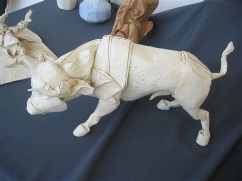 Eric Joisel Origami - bull eric joisel happy folding