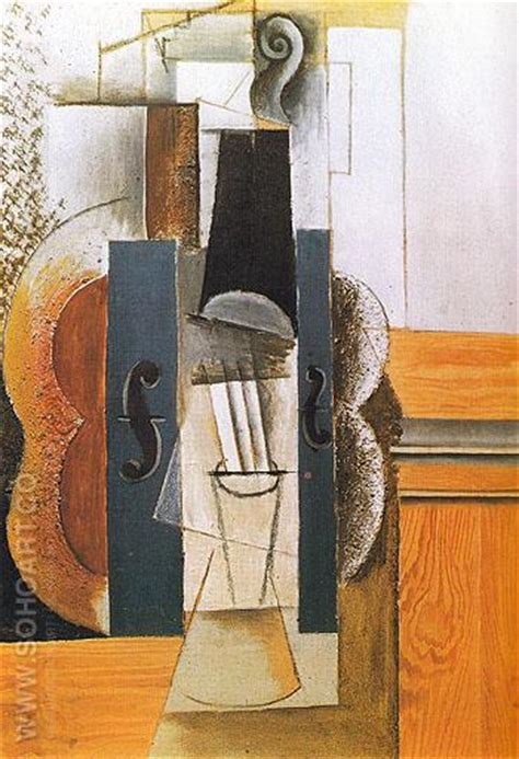 pablo picasso paintings violin pablo picasso violin 1913