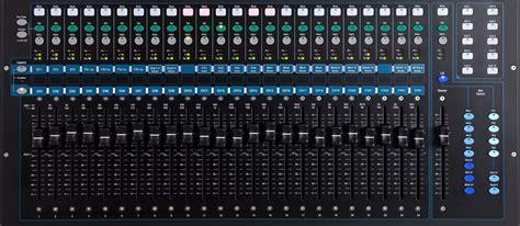 Mixer Qu 24 review allen heath qu 24 digital mixer ask audio