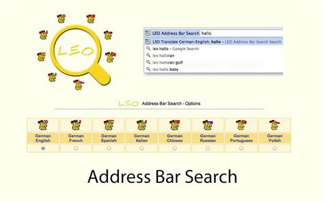 Search Goes To Address Bar Leo Address Bar Search Chrome Web Store