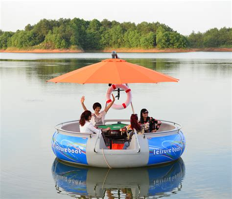 round barbecue boat leisure fishing boat buy fishing boat leisure boat