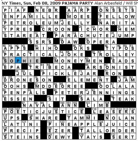 prime theme crossword clue rex parker does the nyt crossword puzzle sunday feb 8