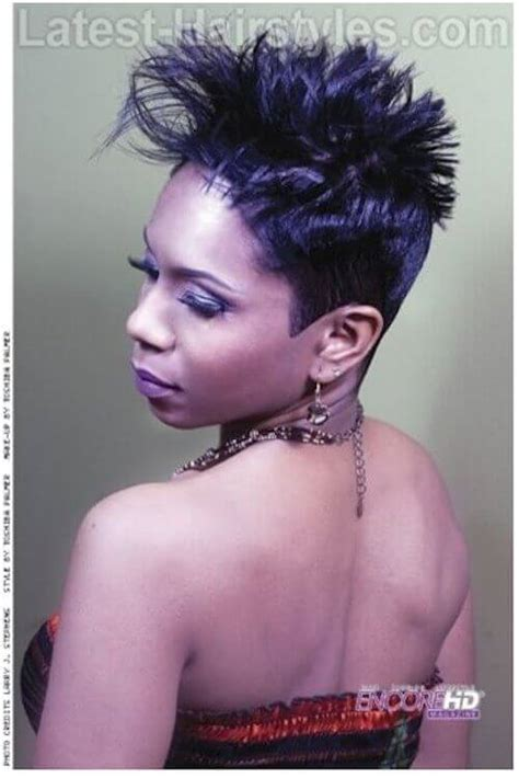 the funcky hair styles for black woman 6 short funky hairstyles for black women of all ages